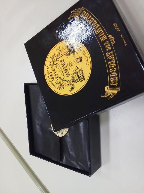 マリアージュフレールのチョコレート