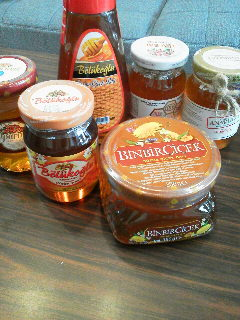 トルコのハチミツ