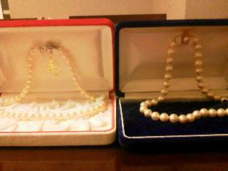 2つの真珠
